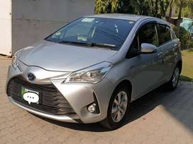Toyota Vitz on just 20% Down Payment