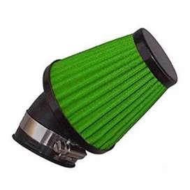 Green air filter for bike