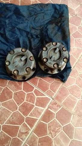 Free Lock merek AISIN kondisi bagus
