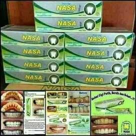 Pasta gigi nasa herbal