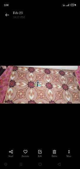 slightly 20 days used rug for sale