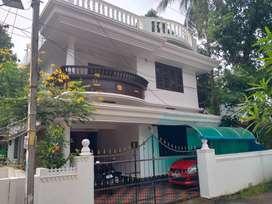 thrissur kalathode 5 cent 3 bhk grand villa