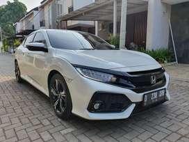 Civic turbo 1.5 hatchback 2019 nik 2018 - istimewa -