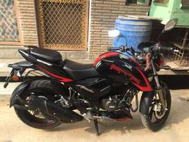 Brand new condition.. with no scratches 200 cc with ABS