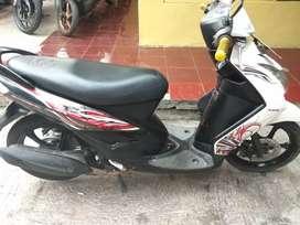 Jual Motor Yamaha Mio soul THN 2010 barang mulus ..