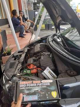 Biar Mobil Jadi Bertenaga dan bikin IRIT dg Pasang ISEO POWER Bos