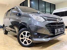 Daihatsu Sigra X 1.2 2018 Manual/MT ABU-ABU Grey
