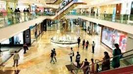 free job HIRING SHOPPING mall MALE AND FEMALE