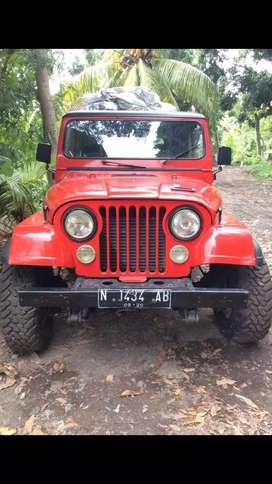 Jual  mobil jeep