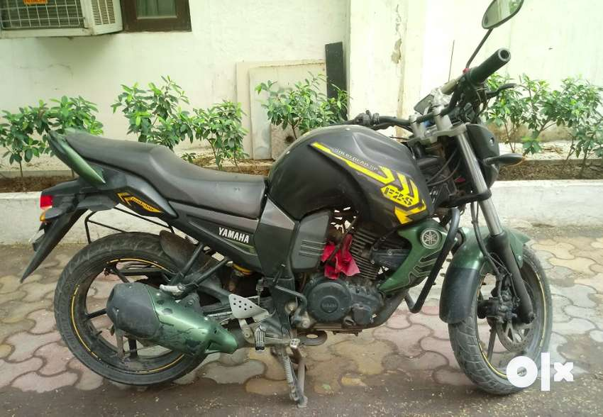 Yamaha FZS- 1st Owner Short time driven 0