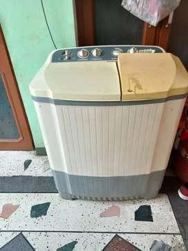 Washing machine LG company