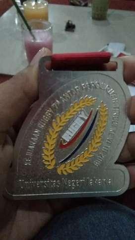 Medali anodes anti karat