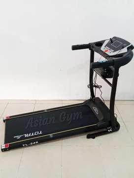 Dijual Treadmill Elektrik 2 fungsi