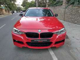 BMW 3 Series 320d Sport Line, 2014, Diesel