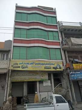 Flats available for rent at Dalazak road