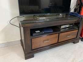 TV unit (cabinate) in shalwood