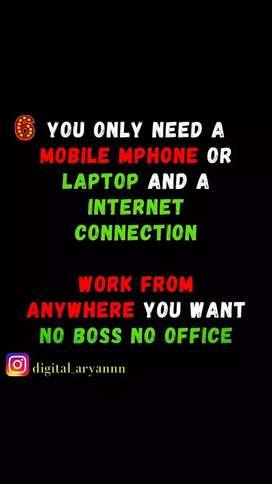 Let's earn digitally , it's digital India ..