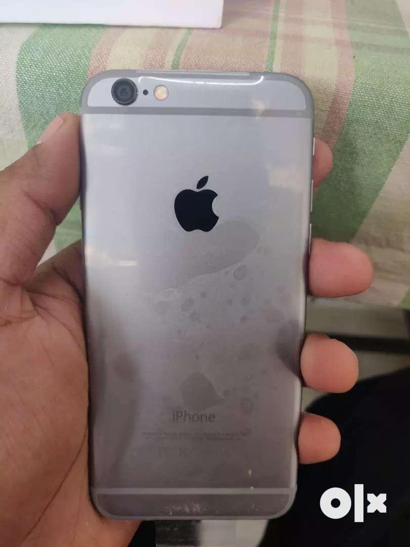 iPhone 6 new one week used ,64 gb 0