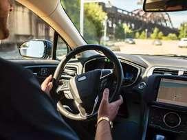 Personal car driver job vacancy