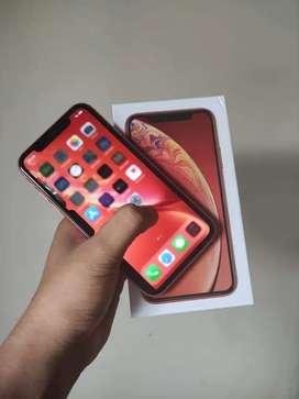 Iphone xr 64gb second ibox good kondisi