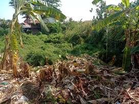 Jual sebidang tanah tempat di pusat kota