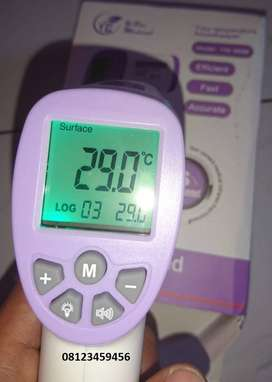 Thermo gun Inframerah medical body thermometer tubuh