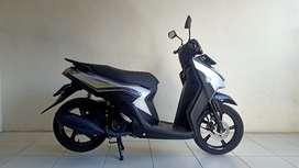 Yamaha Mio Gear 125 Blue Core Silver Hitam
