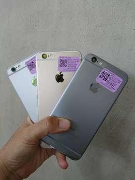 Iphone 6 64gb mulus seken garansi