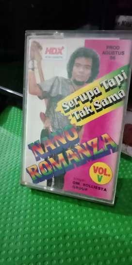 Kaset pita Nano Romanza