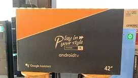 LED TV COOCAA 42 inch android tv -Garansi resmi