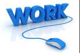 Work from anywhere to earn your pocket money