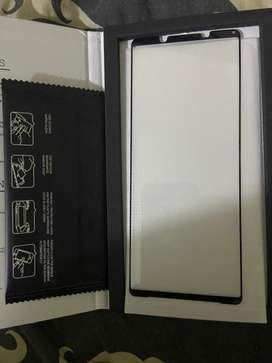 Xperia 1 ii imported high quality tempered Glass