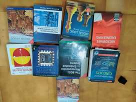 Engineering books ( computer science and electronics)