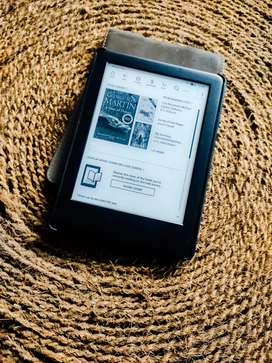 Kindle with mate case