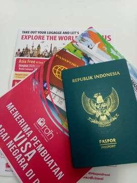 Bantu Jasa Aplly Visa Semua Negara