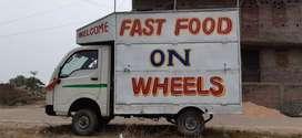 Tata magic food van