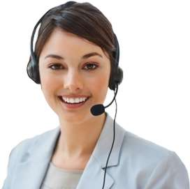Customer care with good communication skill