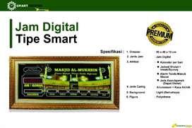Jam Digital Masjid Berkualitas Smart