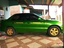 Hyundai excel 2004