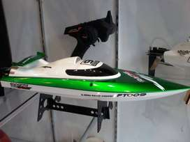 FT009 UPGRADE propo 2.4G High Speed Racing Boat w motor cooling