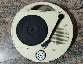 HMV Record Player Turntable - Working Condition