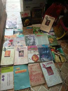 Sjmlh buku tentang kehidupan tulisan china kond mls murah borongin deh