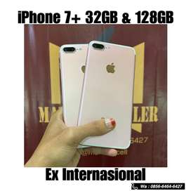 iPhone 7+ 32GB & 128GB RoseGold (Mamat Cell)