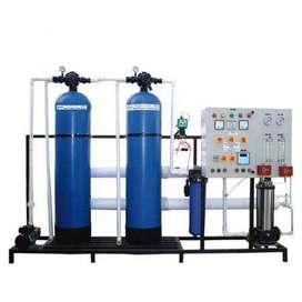 For tanker water, boring water and tap water RO plant or Filter  plant