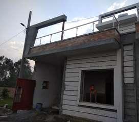 100 yard corner house in Anmol Enclave phase 3
