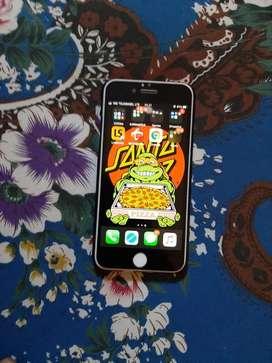 Iphone 7 red 256gb bersih