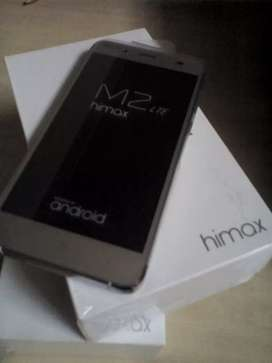 Hp Baru Himax Ram 2GB,4G,Lyr 5 inci Fulset