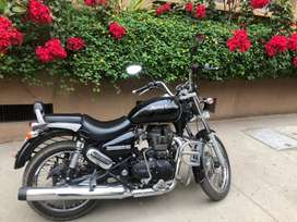 ₹ 1,10,000 2015 - 8,200 km Royal Enfield Thunderbird 350cc Black