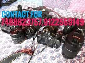 DSLR for rent in Ranchi city only