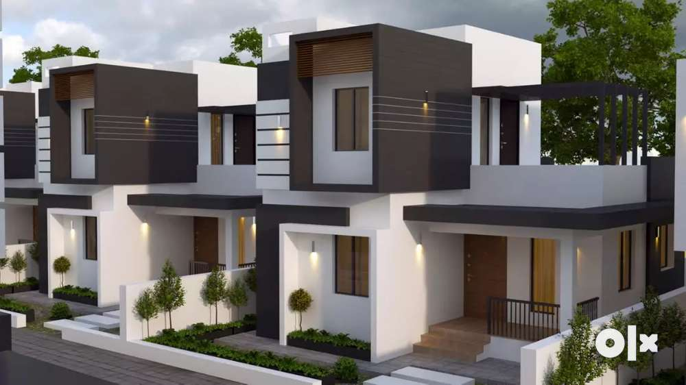 budget villas at gated community